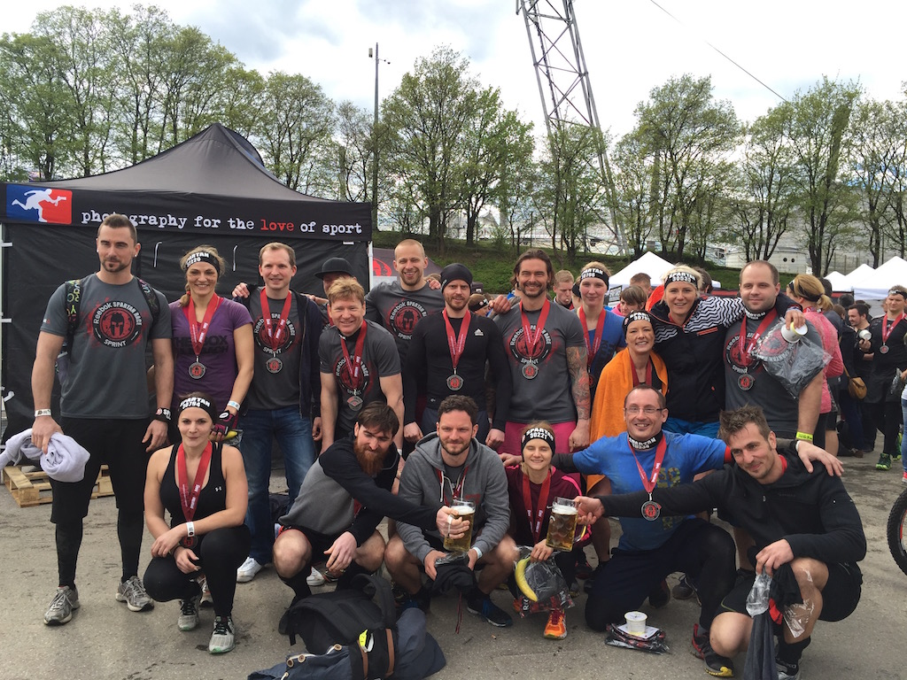 Spartan Race München 2016